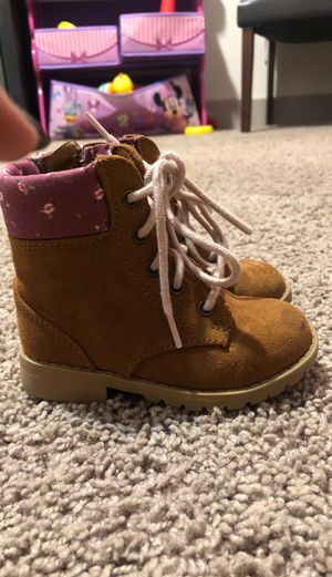 Girl Boots Size 5 for Sale in Richwood, TX