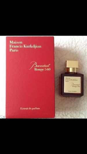 Maison Francis Kurkdijian-Baccarat Rouge 540 Extrait for Sale in Irvine, CA
