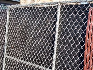Chain link fence section for Sale in Stanton, CA