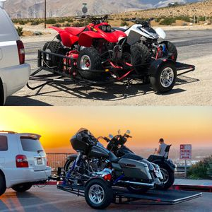 Atv trailer for motorcycles brand new for Sale in Los Angeles, CA