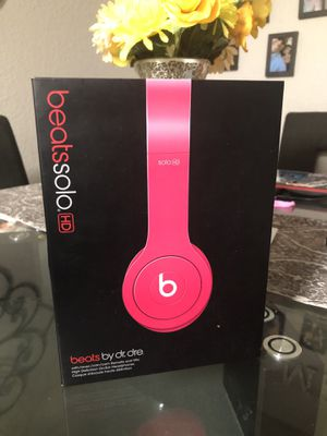 Beats Solo HD for Sale in Sacramento, CA