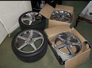 Corvette C6 Wheels for Sale in Germantown, MD