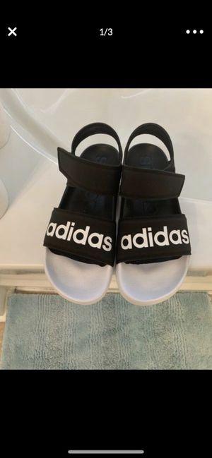 Adidas woman's sandals for Sale in Williamsburg, VA