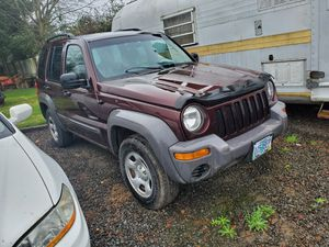 Parting out 2002 jeep liberty for Sale in Woodburn, OR