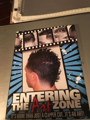 Barber DVD (Entering the Art Zone) for Sale in Colton, CA