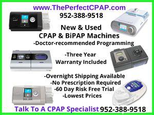 Already Programmed CPAP & BiPAP Machines & Supplies for Sale in Phoenix, AZ