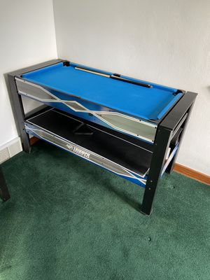 4 in 1 kids pool table for Sale in Homestead, PA