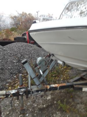 21 ft boat trailer for Sale in Cleveland, OH