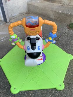 Fisher Price Bounce And Spin Zebra for Sale in Kent,  WA