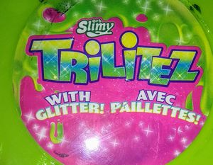 SLIMY TRILITEZ WITH GLITTER for Sale in Clearwater, FL