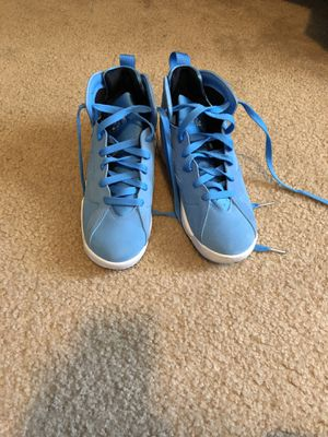 Carolina blue retro Jordan's for Sale in Dallas, TX