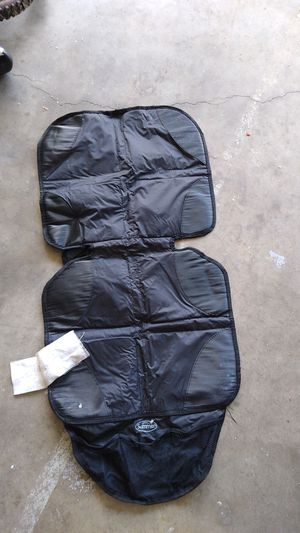 Baby seat car seat protector for Sale in Spokane, WA