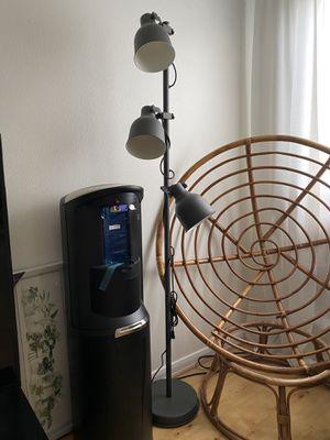 Ikea Hektar Floor Lamp for Sale in Houston, TX