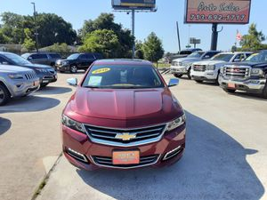 Chevy Impala 2016 LTZ for Sale in Houston, TX