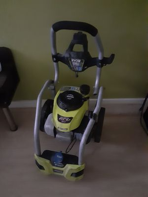 Ryobi pressure washer for Sale in Dallas, TX