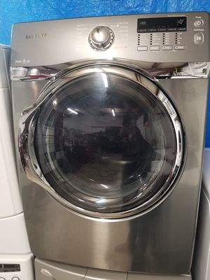 Stainless Steel Samsung Steam Dryer for Sale in Winston-Salem, NC