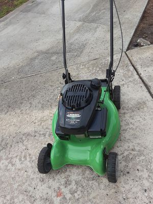 Lawn mower lawn boy self propelled for Sale in Largo, FL