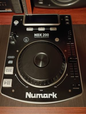 Numark DJ Pro CD Player for Sale in North Las Vegas, NV