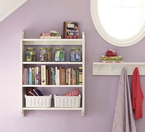 PB teen hanging bookshelf for Sale in Longwood, FL
