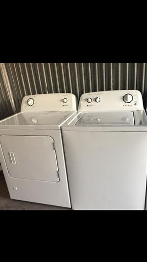 Kenmore washer and whirlpool electric dryer for Sale in Bristol, CT