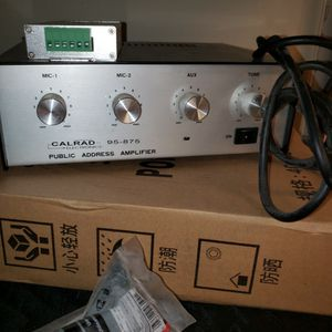 Public Address Amplifier for Sale in Los Angeles, CA