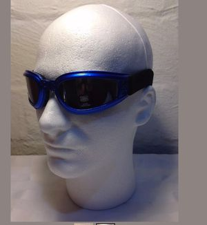 PUGS Foldable/Flexable Sports Goggle Sunglasses Royal Blue for Sale in Coram, NY