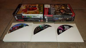 11 Sony Playstation 2 games Lot for Sale in Federal Way, WA