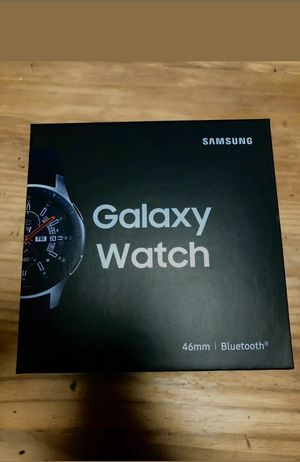 Samsung Galaxy Watch 46mm for Sale in Washington, DC