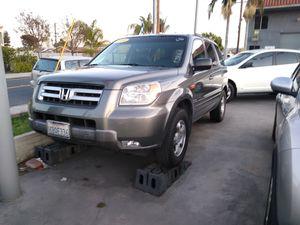 2008 Honda Pilot EZ CREDIT MUY FÁCIL DE LLEVAR/EZ CREDIT *323*560*18*44* 4814 GAGE AVE BELL Ca for Sale in South Gate, CA