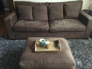 Crate and Barrel Sofa for Sale in Silver Spring, MD