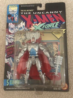 Toybiz Marvel X-men X-Force action figures for Sale in Stockton, CA