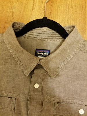 Patagonia Organic Cotton Jean Shirt for Sale in Los Angeles, CA