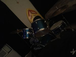 Orbitone drum set for Sale in Dripping Springs, TX