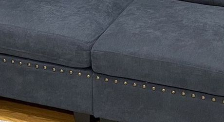 Small Sectional ... Can Use Ottoman(storage ) Or Left It Right Chaise ... Never Used ... for Sale in East Norwich,  NY