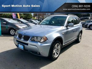 2006 BMW X3 for Sale in Seattle, WA