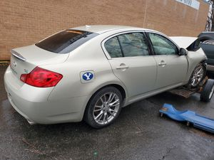 2007 Infiniti g35 parts for Sale in MONTGOMRY VLG, MD