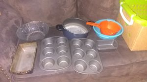 Cooking pans for Sale in Tacoma, WA