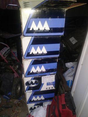 Alloy 12×7 4 lug utv or atv rims for Sale in Lodi, CA