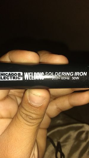 Soldering iron for Sale in Fresno, CA
