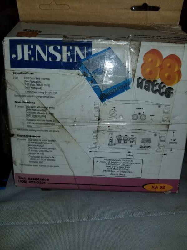 Jensen amp