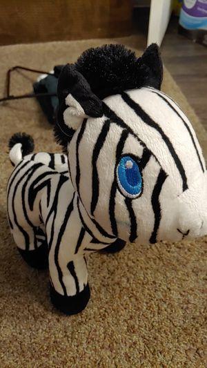 Zebra Stuffed Animal for Sale in Wheat Ridge, CO