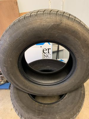 Camper tires for Sale in Mocksville, NC