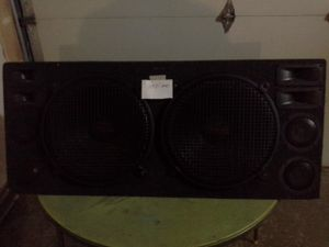 Mtx terminator speaker for Sale in Waupun, WI