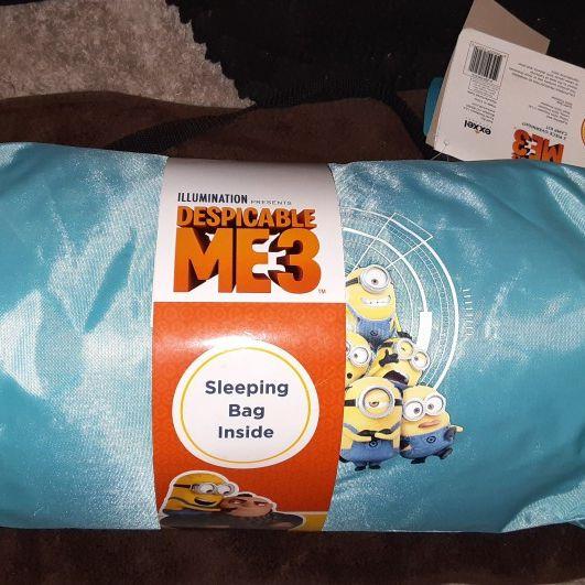 2 Piece Sleeping bag Childs