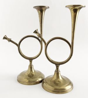 Brass candle holders for Sale in Middletown, MD