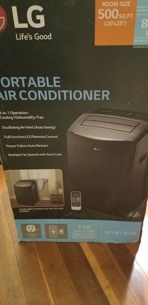 Portable air conditioner for Sale in Hinton, IA