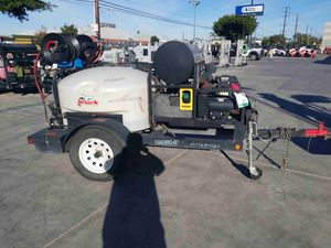 2015 Shark Pressure Washer Trailer for Sale in Long Beach, CA