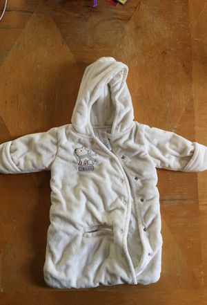 Newborn Baby Snuggie Bunting for Sale in Pomona, CA