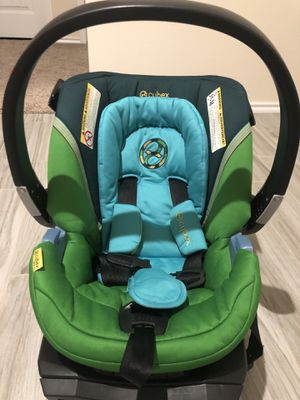 Cybex Aton 2 Gold Car Seat for Sale in Odessa, TX
