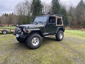 1998 Jeep Wrangler for Sale in Onalaska, WA